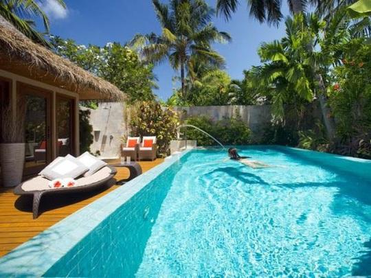 Khu nghỉ dưỡng xa xỉ tốt nhất thế giới giá 1.545 USD/đêm - Ảnh 13.
