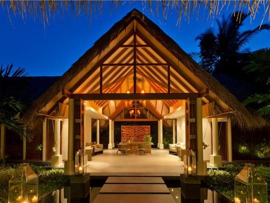 Khu nghỉ dưỡng xa xỉ tốt nhất thế giới giá 1.545 USD/đêm - Ảnh 17.