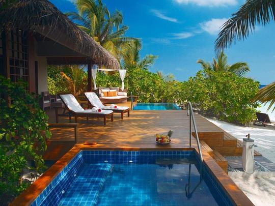 Khu nghỉ dưỡng xa xỉ tốt nhất thế giới giá 1.545 USD/đêm - Ảnh 3.