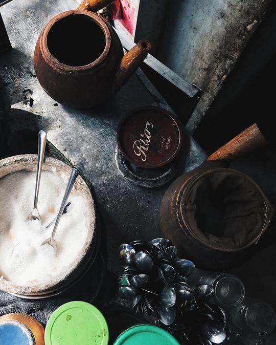 3 quán cà phê vợt hơn nửa thế kỷ ở TP HCM - Ảnh 6.