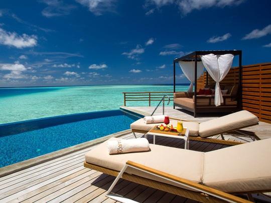 Khu nghỉ dưỡng xa xỉ tốt nhất thế giới giá 1.545 USD/đêm - Ảnh 7.