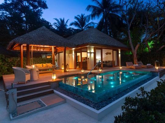 Khu nghỉ dưỡng xa xỉ tốt nhất thế giới giá 1.545 USD/đêm - Ảnh 8.