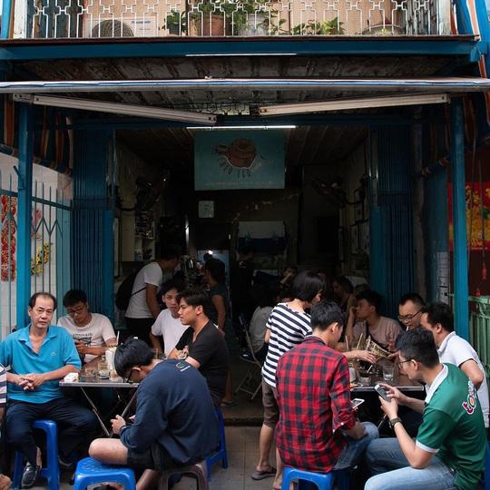 3 quán cà phê vợt hơn nửa thế kỷ ở TP HCM - Ảnh 9.