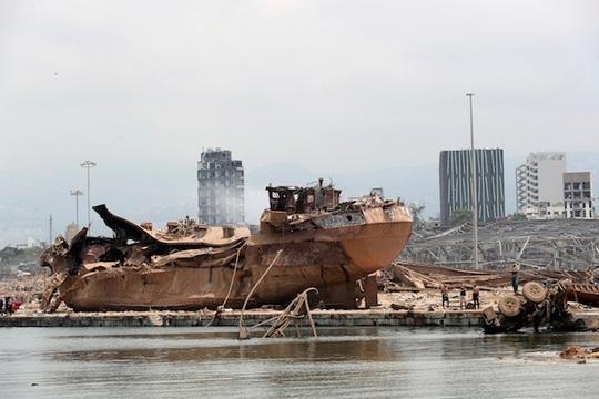 Vụ nổ ở Lebanon: Chuyến ghé cảng ngoài kế hoạch định mệnh - Ảnh 2.