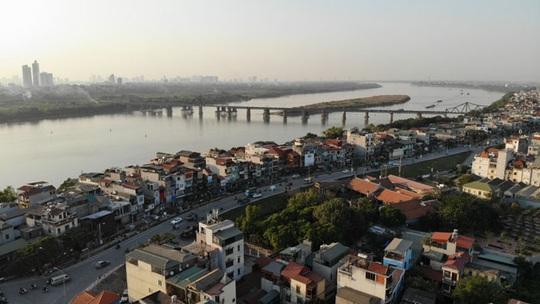 Hà Nội phát triển hai bên sông Hồng - Ảnh 1.