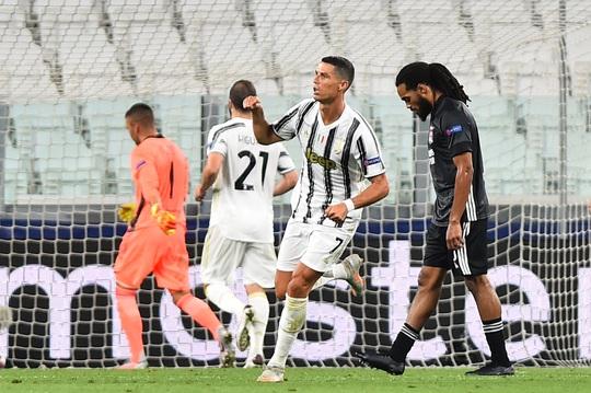 Ronaldo lập cú đúp, Juventus vẫn bị hất văng khỏi Champions League - Ảnh 5.