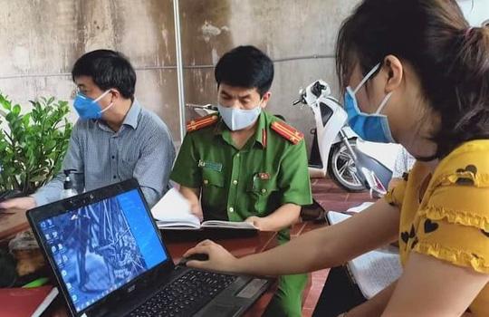 Cặp vợ chồng là F1 ca Covid-19 số 785 ở Hà Nội về quê ăn giỗ, nhiều người phải cách ly - Ảnh 1.
