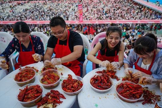 """Nông dân Trung Quốc trả giá đắt khi """"nhường"""" ruộng cho tôm hùm đất - Ảnh 1."""