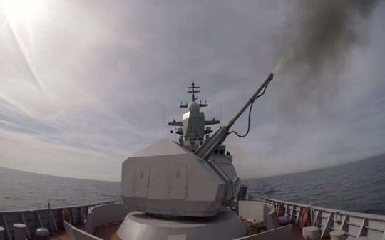 Nga tập trận lớn ngoài khơi bang Alaska của Mỹ - Ảnh 1.