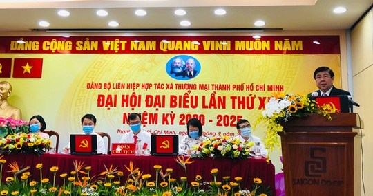 Saigon Co.op cần giữ vững bản chất của hợp tác xã - Ảnh 1.