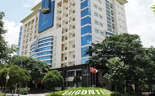 Ngân hàng bất ngờ rao bán cả tòa nhà của trường SaigonTech để thu hồi nợ - Ảnh 1.
