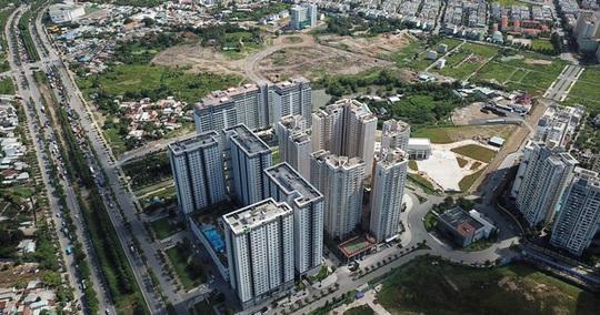 Hàng chục ngàn căn hộ bị tắc sổ hồng vì chưa thể đóng tiền sử dụng đất - Ảnh 1.