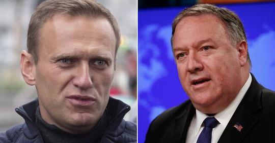 Mỹ cáo buộc Nga đầu độc chính trị gia đối lập Alexei Navalny - Ảnh 1.