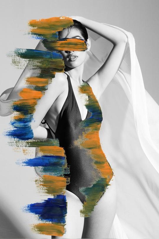Hoa hậu Khánh Vân khoe vẻ cuốn hút trên tạp chí thời trang quốc tế - Ảnh 3.