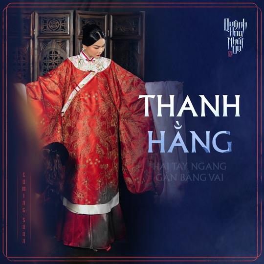 Trang phục Thái hậu Dương Vân Nga giống thời Mãn Thanh, nhà thiết kế nói gì? - Ảnh 7.
