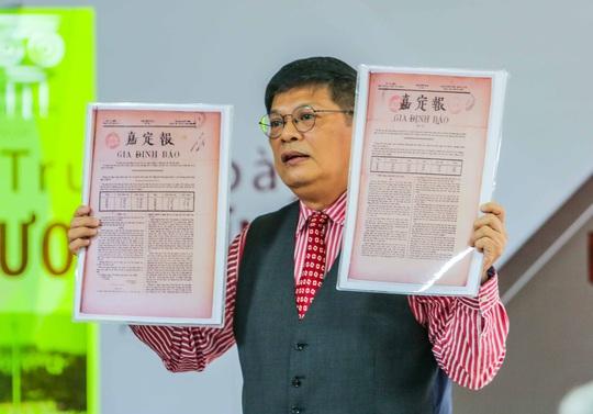 Nhà báo Trương Vĩnh Ký và những di sản thời khởi thủy báo chí tiếng Việt - Ảnh 5.
