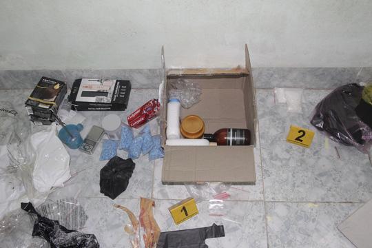 Công an Thừa Thiên - Huế thông tin về chuyên án ma túy liên tỉnh vừa được phá - Ảnh 2.