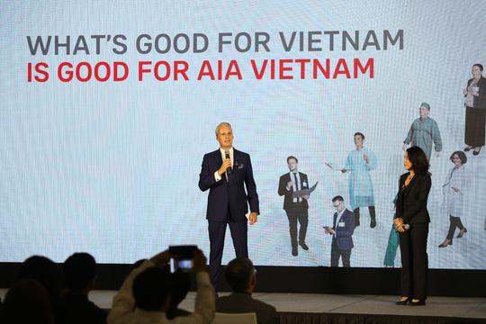 Khách hàng mắc bệnh ung thư, bệnh hiểm nghèo được AIA Việt Nam và Medix đồng hành 24/7 - Ảnh 1.