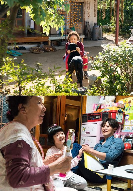 """""""Người bà quốc dân"""" Na Moon Hee: U80 vẫn đóng phim hành động - Ảnh 2."""
