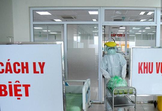 Thêm 1 ca mắc Covid-19, Việt Nam có 1.060 ca bệnh - Ảnh 2.