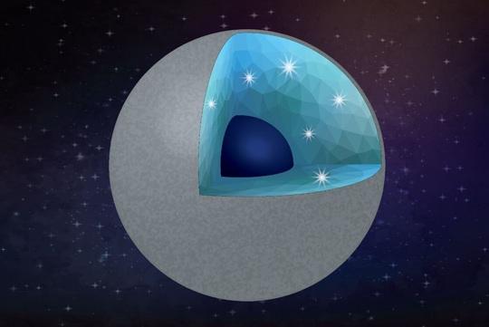 Phát hiện hành tinh đắt giá nhất vũ trụ, làm bằng…kim cương - Ảnh 1.