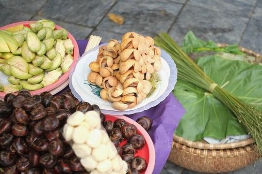 Những thức quà gọi mùa thu Hà Nội về - Ảnh 1.