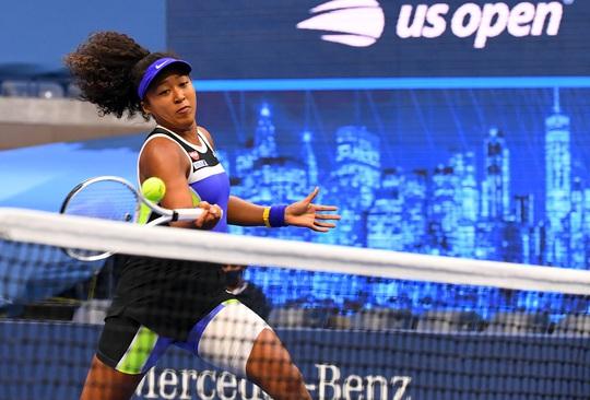 Clip Naomi Osaka lần thứ 2 đăng quang giải Mỹ mở rộng - Ảnh 2.