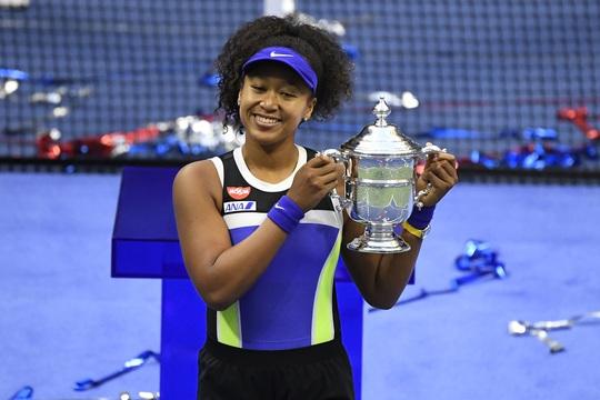 Clip Naomi Osaka lần thứ 2 đăng quang giải Mỹ mở rộng - Ảnh 6.
