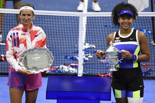 Clip Naomi Osaka lần thứ 2 đăng quang giải Mỹ mở rộng - Ảnh 5.