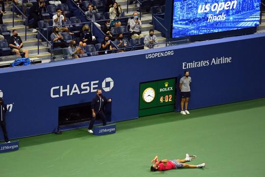 Chùm ảnh Dominic Thiem ngược dòng thắng, đăng quang US Open 2020 - Ảnh 15.