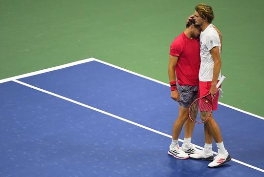 Chùm ảnh Dominic Thiem ngược dòng thắng, đăng quang US Open 2020 - Ảnh 11.