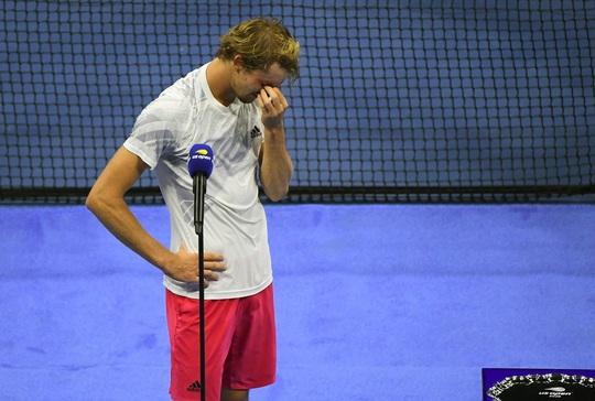 Chùm ảnh Dominic Thiem ngược dòng thắng, đăng quang US Open 2020 - Ảnh 14.