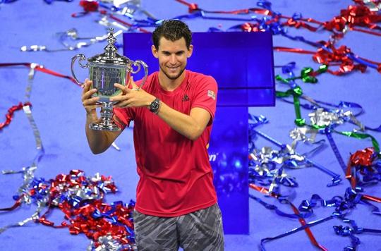 Chùm ảnh Dominic Thiem ngược dòng thắng, đăng quang US Open 2020 - Ảnh 13.