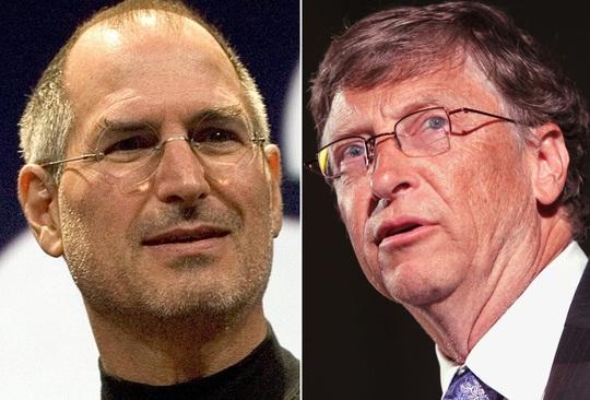 Tạo ra gã khổng lồ Microsoft, Bill Gates vẫn ghen tị với Steve Jobs - Ảnh 1.