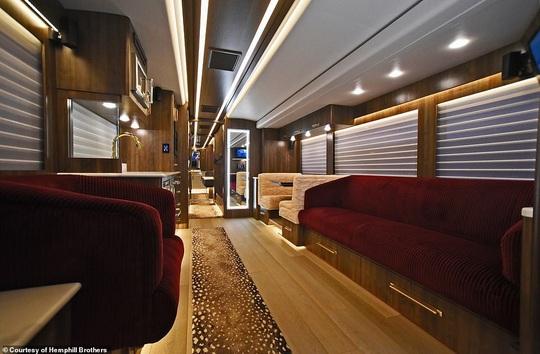 2.000 USD một đêm ngủ khách sạn di động - Ảnh 4.