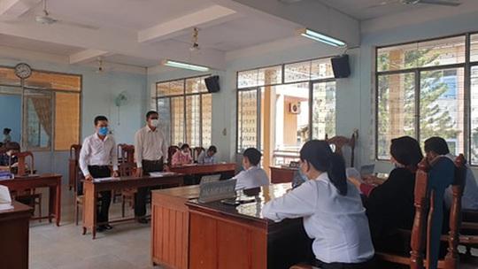 Đề nghị TAND Đắk Lắk phản hồi việc không cho báo chí ghi hình phiên tòa công khai - Ảnh 1.