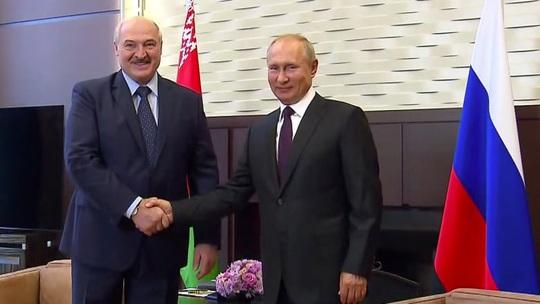 Lựa chọn khó cho ông Putin về Belarus - Ảnh 1.