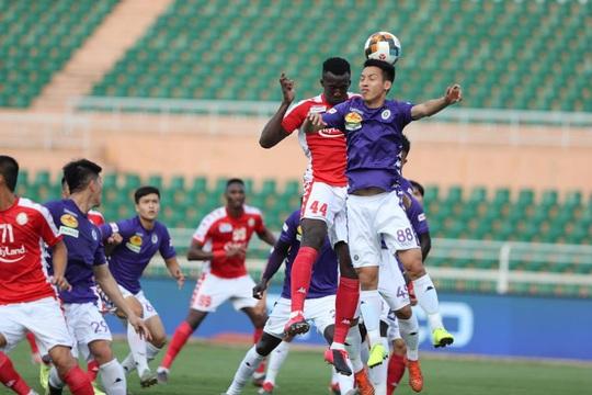 Cân não trận Hà Nội FC - CLB TP HCM - Ảnh 1.