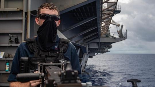 Hoạt động quân sự Mỹ ở đảo Guam là chìa khóa ngăn chặn Trung Quốc? - Ảnh 1.