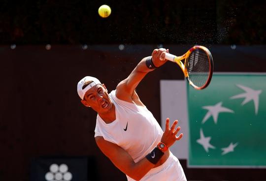 Rafael Nadal tái xuất sau 7 tháng treo vợt - Ảnh 1.