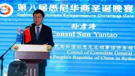 Quan hệ Úc - Trung Quốc lao dốc - Ảnh 1.