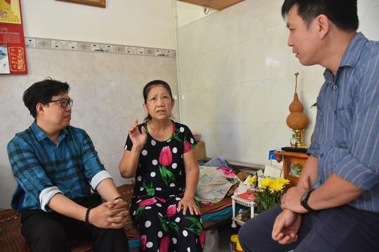 Mai Vàng nhân ái thăm nghệ sĩ lão thành Hoàng Vân và nghệ sĩ Diễm Trinh - Ảnh 2.