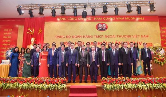 Tinh gọn bộ máy, nâng cao hiệu quả hoạt động xứng đáng là ngân hàng top đầu Việt Nam - Ảnh 1.