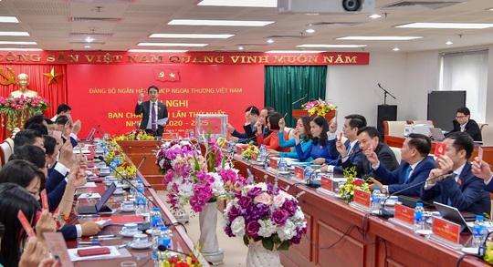 Tinh gọn bộ máy, nâng cao hiệu quả hoạt động xứng đáng là ngân hàng top đầu Việt Nam - Ảnh 2.