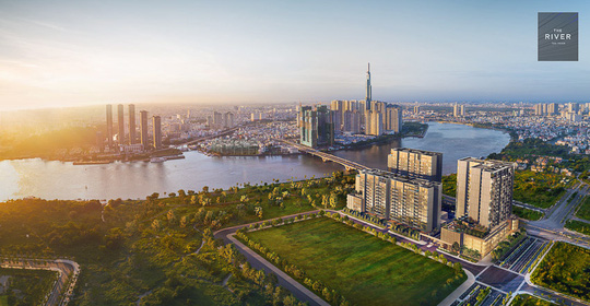 City Garden hợp tác quốc tế với Swire Properties phân phối dự án The River Thu Thiem - Ảnh 1.