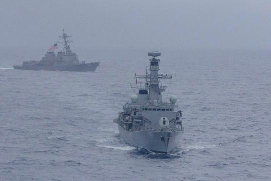 Anh-Pháp-Đức trình công hàm bác yêu sách biển Đông của Trung Quốc - Ảnh 1.