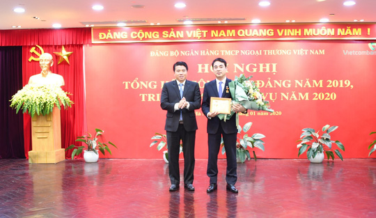 Tinh gọn bộ máy, nâng cao hiệu quả hoạt động xứng đáng là ngân hàng top đầu Việt Nam - Ảnh 3.