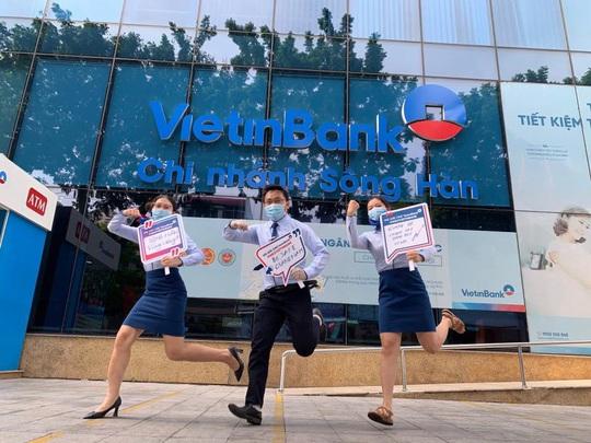 We are one VietinBank: Kết nối trái tim, lan tỏa giá trị cuộc sống - Ảnh 3.