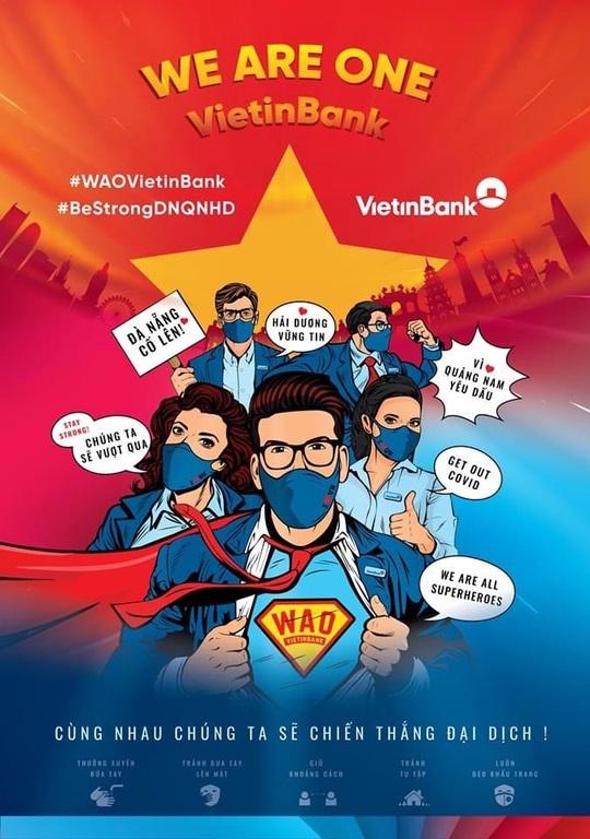 We are one VietinBank: Kết nối trái tim, lan tỏa giá trị cuộc sống - Ảnh 4.