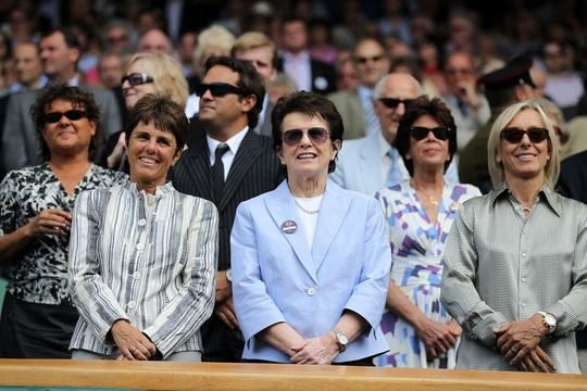 Billie Jean King Cup khẳng định sự bình đẳng giới - Ảnh 1.